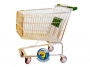 140lt shopping trolley