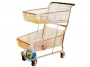 160lt shopping trolley